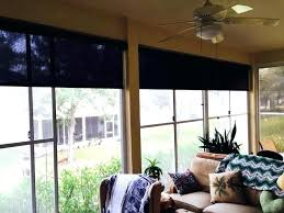 budget blinds near me. Solar Shades To Keep The Lanai Cooler Available At Budget Blinds Of Home Near Me Edmonton E