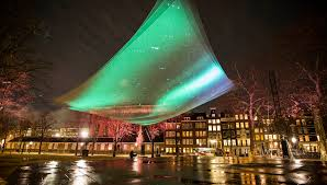 What Inspired Reflecting Road Lights To Be Invented Amsterdam Light Festival I Amsterdam