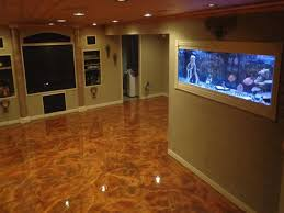 metallic flooring residence brooklyn new york