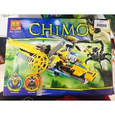 SỈ] Đồ chơi lắp ghép Lego CHIMO xếp hình nhân vật
