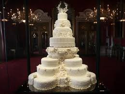 History Of Royal Wedding Cakes Food Network Planning A Wedding