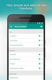 Resume Builder App Free 4004004040free Download APK For Android Aptoide Delectable Resume Builder App Free