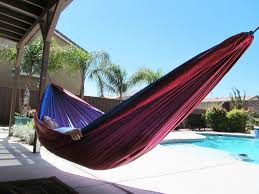Make a Rip Stop Nylon Hammock: 5 Steps (with Pictures)