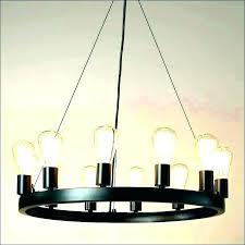 allen roth 4 light bronze chandelier chandelier ideas