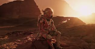 Skies and Fairytales: The Martian - Book vs. Movie