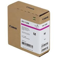 <b>CANON</b> Ink <b>PFI</b>-<b>110M</b>, <b>Magenta</b> (2366C001) from CHF 68.30 at ...