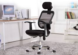 height adjule office home ergonomic chair back netting swivel mesh chair kerusi pejabat