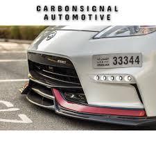 370z Nismo Bumper Lights Front Bumper Leds Sheldons 370z Blog