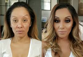 s share their before and after makeup pictures some of them look like pletely diffe people 1mhowto