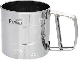 """<b>Сито механическое Regent inox</b> """"Presto"""", с ручкой, диаметр 10 см ..."""