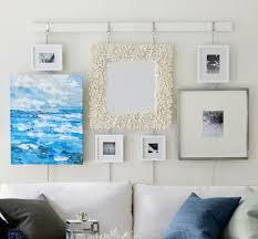 31 coastal gallery walls inspiration