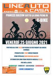 Linea Auto & Casa Expert City - VENERDÌ 25 GIUGNO 2021 PIANEZZE BALCON  SOTTO LA LUNA PIENA 🌕🌕🌕🌕🌕 IN E-BIKE 🚴🚴🚴🚴🚴🚴🚴🚴 per info:  ⬇⬇⬇⬇⬇⬇⬇⬇⬇ http://www.lineaauto.it/?p=3103 📞 0438842587 📞 0438837399 📞  3357530150 📞 3349836520 📩 e ...