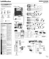liftmaster garage door opener wiring diagram wiring diagram and garage door opener wiring diagram genie liftmaster 2500b parts schematic