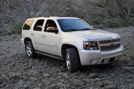 2011 Chevrolet Tahoe - Information and photos - ZombieDrive