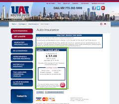 united auto insurance quote step 7
