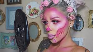 glamour ghoul y skeleton makeup ideas you should wear this