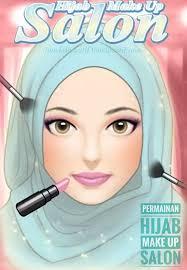 permainan hijab make up salon yay or nay