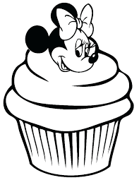 Minnie Mouse Coloring Pages Happy Birthday Mickey Mouse Printable