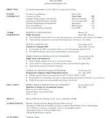 Pilot Resume Examples Top Pilot Cover Letter Tips 1 Pilot Resume
