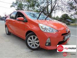 2015 Toyota Prius c for sale in Malaysia for RM44,999 | MyMotor