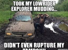 Stuck Lowrider Explorer - WeKnowMemes Generator via Relatably.com