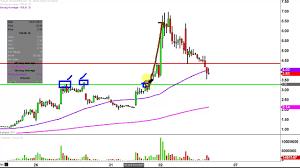 Pulm Chart Pulmatrix Inc Pulm Stock Chart Technical Analysis For 02 03 17