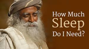 How Much Sleep Do I Need