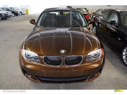 2012 Marrakesh Brown Metallic BMW 1 Series 128i Coupe #54738593 ...