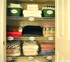 best way to organize linen closet how to organize your linen closet your linen closet probably best way to organize linen closet