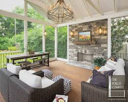 screened in porch furniture. Awesome Small Outdoor Patio Furniture Screened Porch And Garage Regarding In