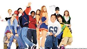 Characters in not another teen movie