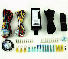 harley wiring harness motorcycle parts ultima complete led electronic wiring harness system kit harley evo custom