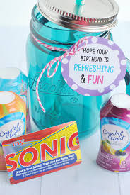 cute and easy birthday gift idea