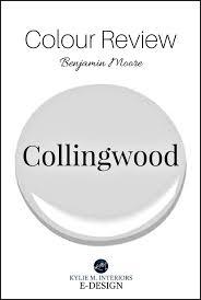 paint colour review benjamin moore collingwood kylie m interiors edesign paint color