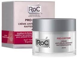 roc pro define anti sagging firming cream 50ml