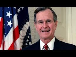 george h w bush biography of the st american president god  george h w bush biography of the 41st american president