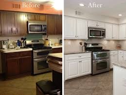 Cabinet refacing before and after After Pics Think Big Transformation Isnt In Your Budget Cabinet Refacing Delivers Wowworthy Change At Fraction Of The Price For New Cabinetry 1st Choice Home Improvements Kitchen Cabinet Refacing Cabinet Resurfacing