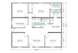 design office floor plan. Full Size Of Floor Plan:small Home Office Plans Designs Ideas Open Design Plan