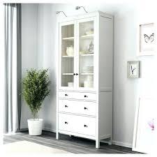 bookcase ikea hemnes bookcase glass doors bookcases medium size of furniture home door cabinet with