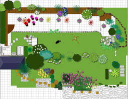 Small Picture Free Virtual Garden Design Garden landscape design ideas free