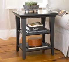 metropolitan rectangular end table