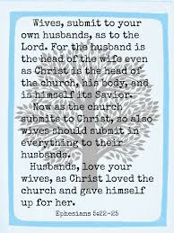 Bible Quotes About Husband And Wife