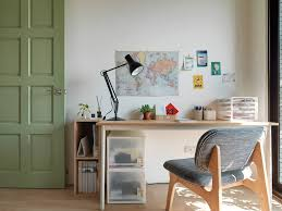 Desk Organization Home Office Ideas