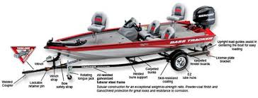 tracker boats about custom matched boat trailers pro team 175 txw