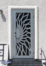 sliding glass door post
