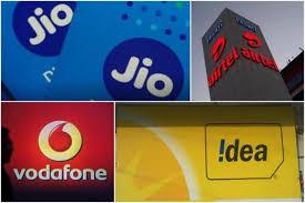 Jio Vs Airtel Vs Vodafone Idea Top Prepaid Plans Under Rs