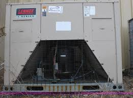 lennox condenser. a7378 image for item lennox l series 15 ton air conditioner condenser