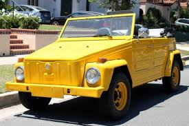 volkswagen baja thing beam bus redux boxes newer engine vw 1973 vw thing volkswagen 181 safari rebuilt engine low miles fun car