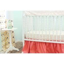 peach nursery bedding and gray c mint gold crib set 1 peach nursery bedding
