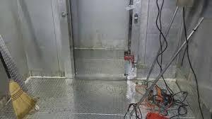 walk in cooler zer repairs